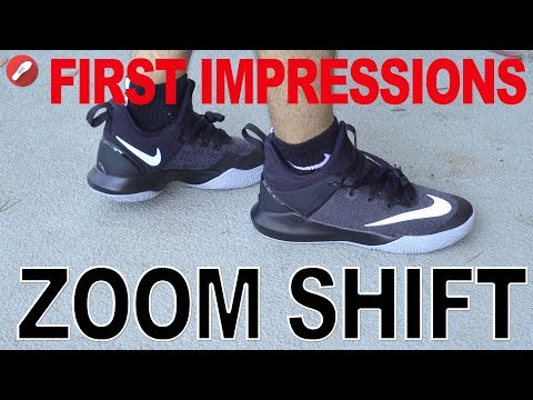 Nike Zoom Shift First Impressions!