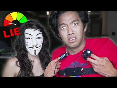 Hacker Girl Caught ME! LIE DETECTOR SECRET CRUSH!