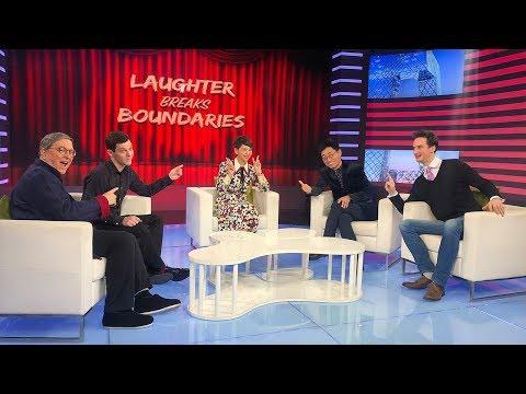 World Insight's Spring Festival Special: Laughter breaks boundaries