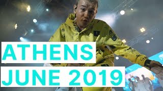 Marcus&Martinus – Crazy show in Athens, June 21st 2019!