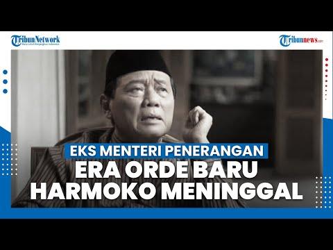 Breaking News: Mantan Menteri Penerangan Era Orde Baru Harmoko Meninggal Dunia