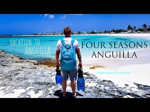 Staying At The Four Seasons Anguilla | Vacation To Anguilla