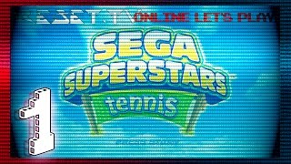 Lets Play: Sega Superstars Tennis [Xbox360] [Episode 1]