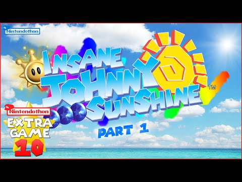 The HFC Nintendothon: Helping Everyone To Have Peace of Mind! [IG-10: Super Mario Sunshine] (1/2)