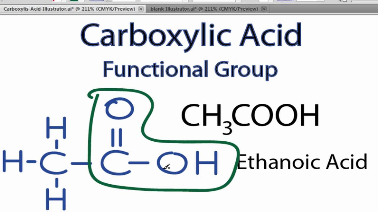 Carboxylic Acid Functional Group 68