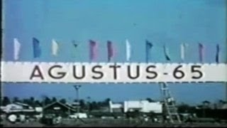 Jakarta, Indonesia- August 17th, 1965- Tempo Doeloe
