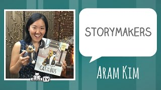 StoryMakers | Aram Kim's CAT ON THE BUS!