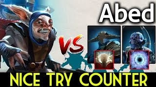 Nice Try To Counter Meepo 25 min Full Item by Abed 7.06 Dota 2