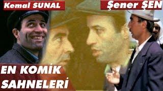 Kemal Sunal ve Şener Şen'in Derleme En Komik Sahneler - Komik  Film Sahneleri