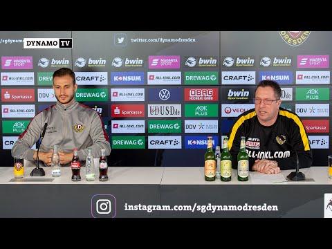 22. Spieltag | SGD - FCB | Pressekonferenz vor dem Spiel
