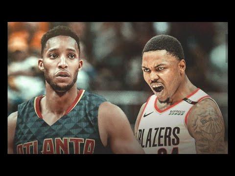Portland Trail Blazers trade for Kent Bazemore, send Evan Turner to Atlanta Hawks