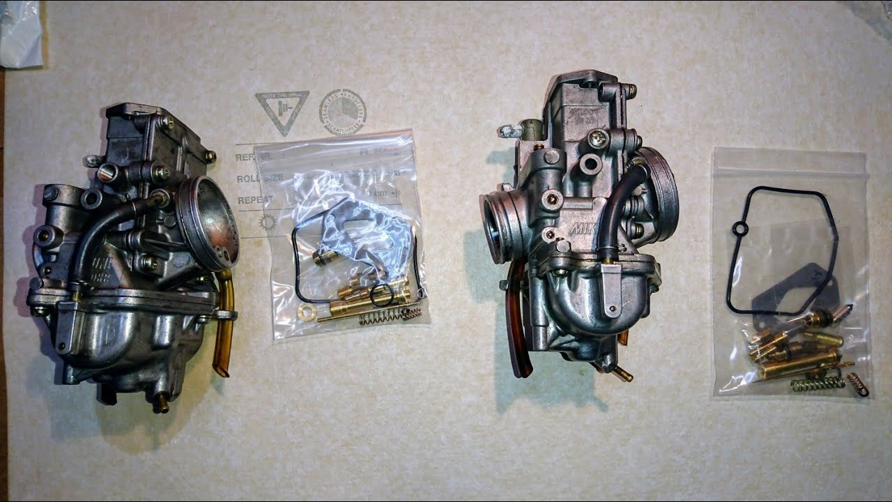 how to clean out a carburetor