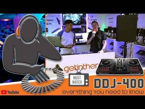 Pioneer DDJ-400 *MUST WATCH!!* Everything You Need To Know!