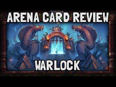 Rastakhan Arena Card Review: Warlock (Part 12)