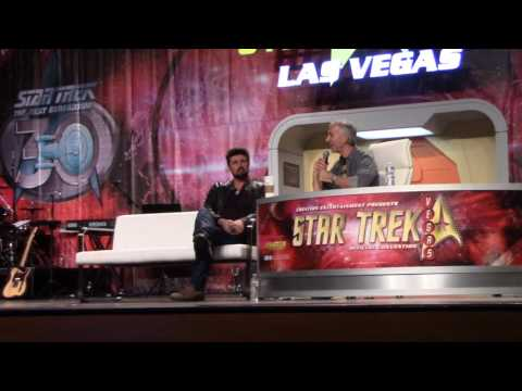 Star Trek Convention Las Vegas 2017 - Karl Urban