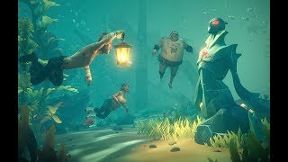 How To Find The Sunken Curse Mermaids | Sea Of Thieves