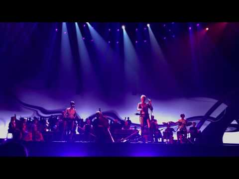 Onuka at Eurovision 2017 Grand Final