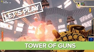 Tower of Guns on Xbox One is a First-Person Bullet Hell That Changes Every Time