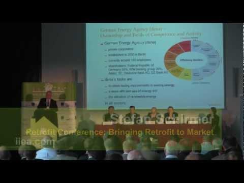 Stefan Schirmer on Efficient Homes: German Experiences with Deep Retrofit