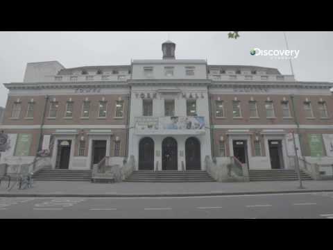 Behind the Scenes At York Hall   Idris Elba: Fighter