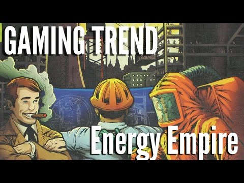 The Manhattan Project: Energy Empire - Boardgame Review [Gaming Trend]