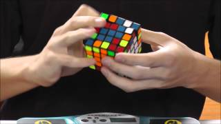 5x5 rubik s cube former world record average 55 33 seconds