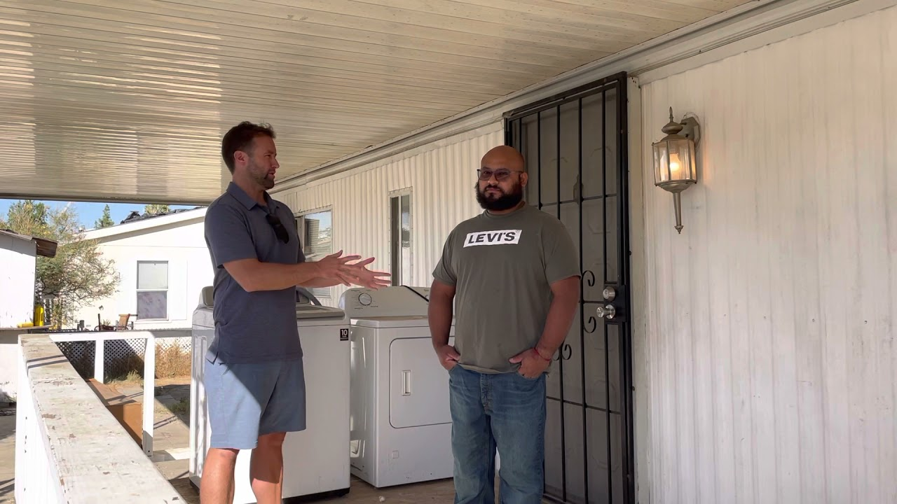 Selling Your Mobile Home Quickly: All Cash Testimonial From A Seller