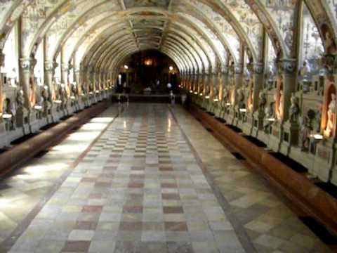 Munich Residenz Antiquarium