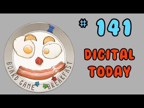 Board Game Breakfast 141 - Digital Today
