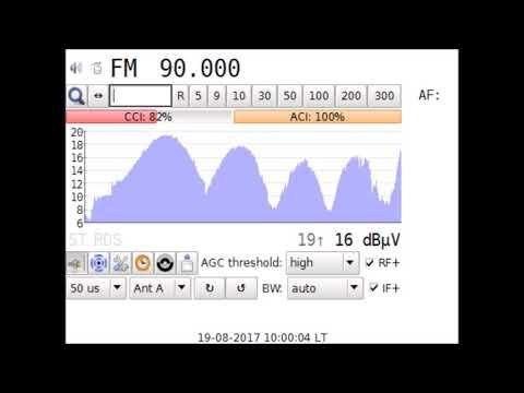 90 MHz IRIB Radio Iran