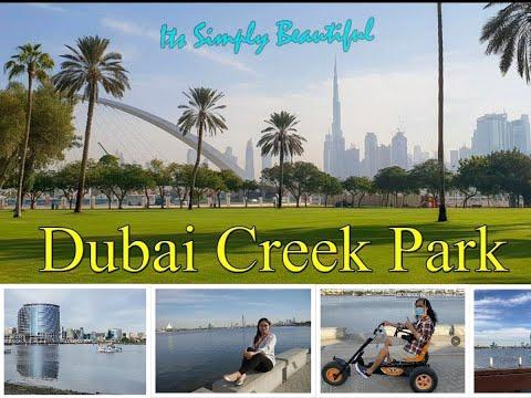 CHRISTMAS GET~AWAY ll DUBAI CREEK PARK ~ Part 1 ll QBertKet TV
