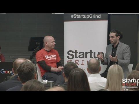 StartupGrind Google Zurich - Lova Kremer ⎢Work-Life Balance for Overachievers