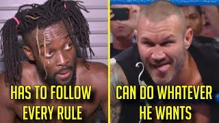10 Things WWE STARS CAN DO That Other Wrestlers ARE FORBIDDEN FROM DOING!