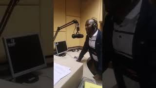 Motivation by pastor Sthembiso Zondo live at uKhozi FM 📻