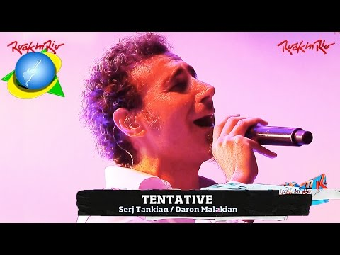 System Of A Down - Tentative live【Rock In Rio 2011 | 60fpsᴴᴰ】