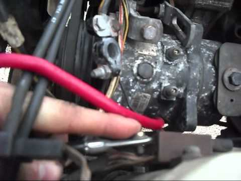 mazda rx 7 update video and starter repair video