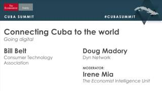 Connecting Cuba to the world: Going digital