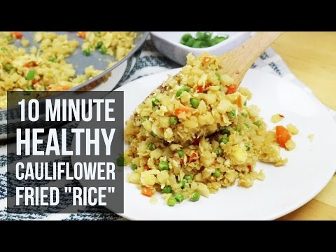 10-minute-healthy-cauliflower-fried-rice-|-quick-&-easy-dinner-recipe-by-forkly