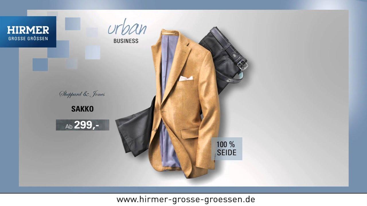 3c4a0ab26cfa Your Business bei Hirmer GROSSE GRÖSSEN - YouTube