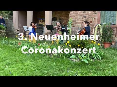 Neuenheimer Ostermatinee - Coronakonzert Nr. 3
