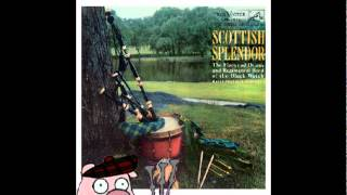 Scottish Splendor - The Regimental Band and Pipes and Drums of THE BLACK WATCH - F - Band 02