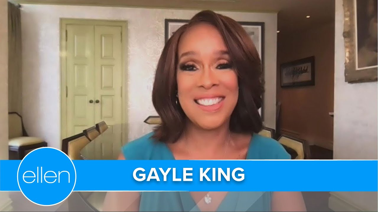 Gayle King Is Going to Be a Cool Grandma!