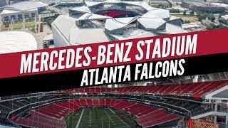 Mercedes-Benz Stadium - Atlanta Falcons
