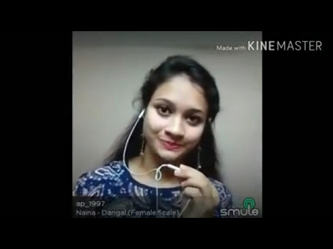 Naina - Female  Version - Dangal - Archana Padhi