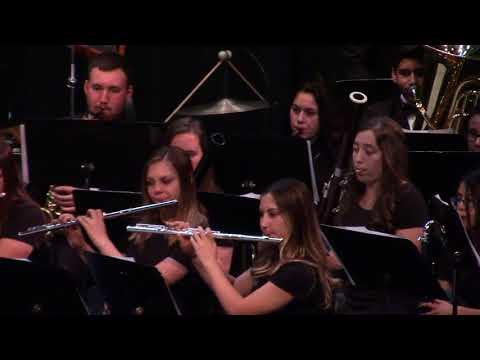 HHS Band Disney Demo 2018