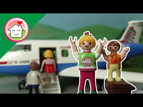 يوم في المطار- عائلة عمر - أفلام بلاي
