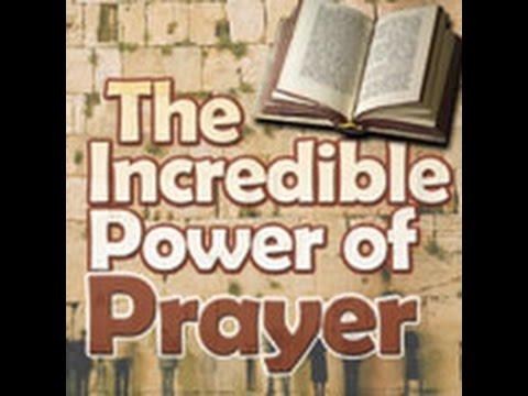 Shmuz #217 The Incredible Power of Prayer