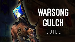 WSG Premade Guide - Detailed Meta Breakdown - Classic WoW PvP