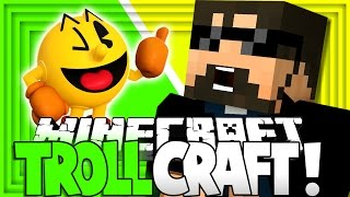 Minecraft: TROLL CRAFT | EXPLOITS AND MEAT GRINDER!! [9]