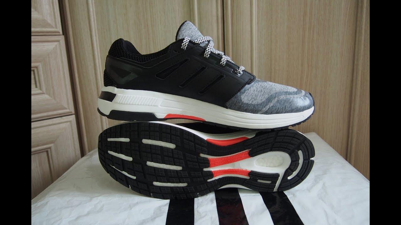 3d400a868058 Обзор кроссовок Adidas Boost Revenergy Techfit - YouTube